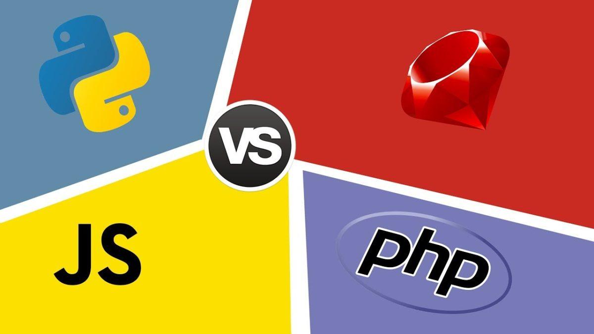 Php vs Js vs Python vs Ruby
