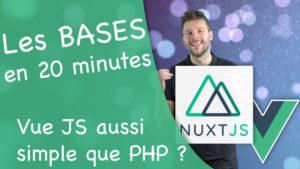 Read more about the article Les bases de NuxtJS