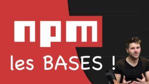 Read more about the article npm : un tutorial en français