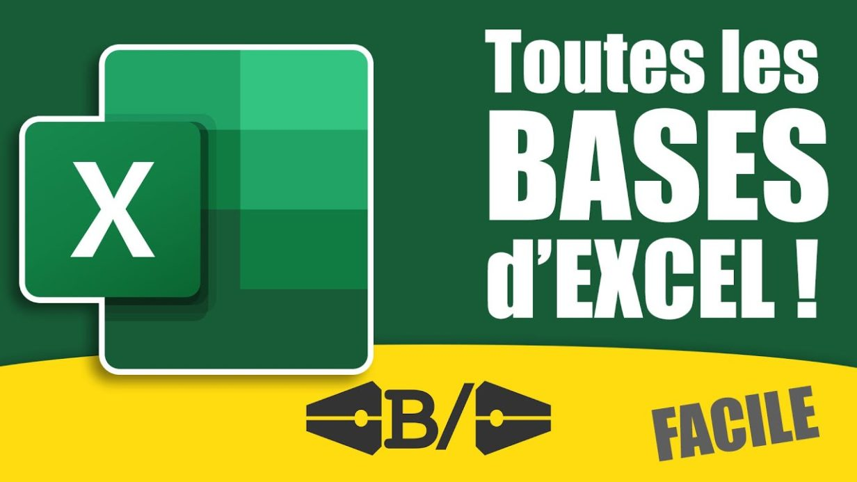 tuto Excel fr
