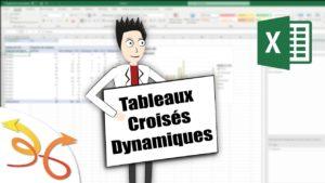 Read more about the article Créez un tableau croisé dynamique avec Excel