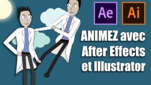 Read more about the article Initiez-vous à l'animation 2D avec After Effects et Illustrator