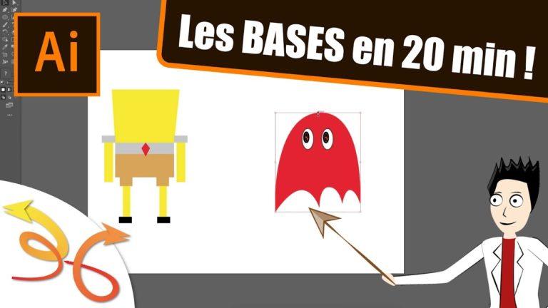 Read more about the article Débutez sur Illustrator