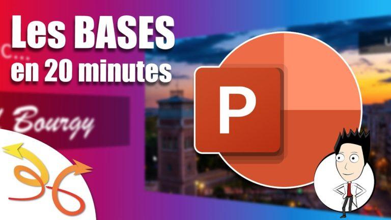 Read more about the article Apprenez les bases de Powerpoint