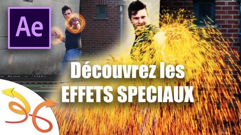 Read more about the article Apprenez à réaliser des effets spéciaux avec After Effects