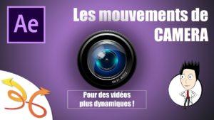 Read more about the article Les mouvements de caméra avec After Effects