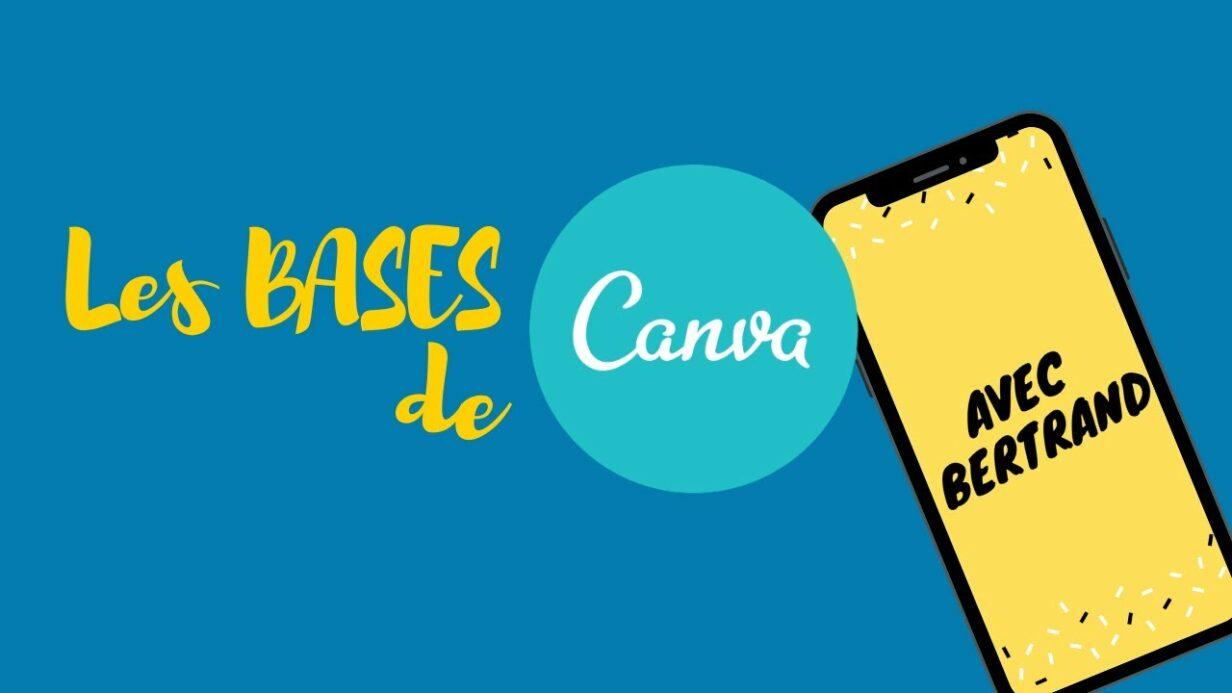 les bases de Canva