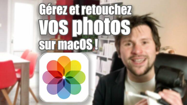 Read more about the article App Photos macOS : maîtrisez l'applications photos d'Apple !