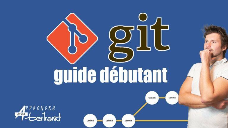 Read more about the article Débuter avec Git