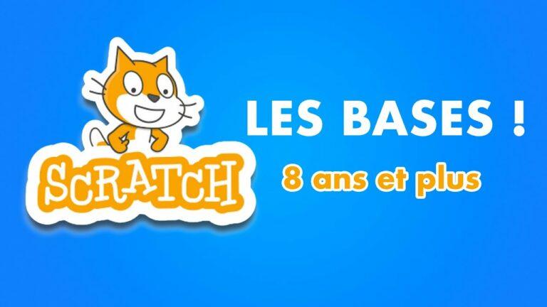 Read more about the article Apprendre la programmation avec Scratch : tutoriel gratuit